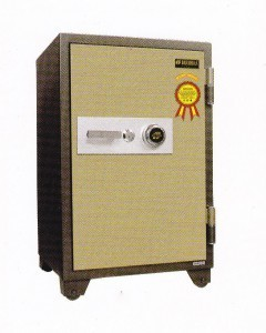 Brankas Daichiban DS 802 A (Alarm)