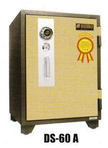 Brankas Daichiban DS 60 A (Tanpa Alarm)