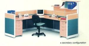 Partisi Kantor Uno Sekretaris