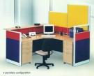 Partisi Kantor Uno Sekretaris 2
