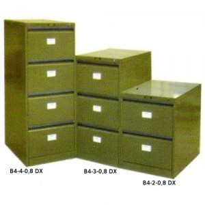 Filling Cabinet Elite B4-2-08DX