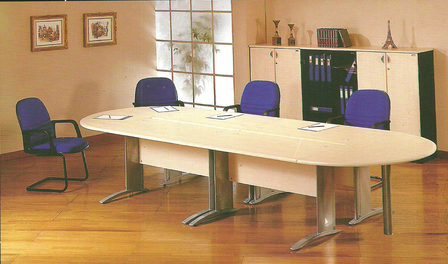 Jual Meja Kantor Uno Platinum Series Furniture Kantor Com
