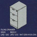 filling cabinet 3 laci uno classic series