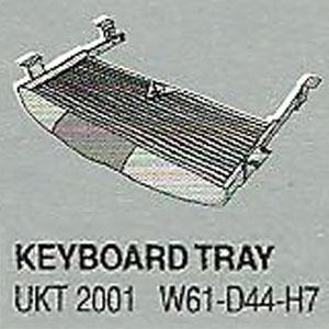 keyboard tray uno platinum series
