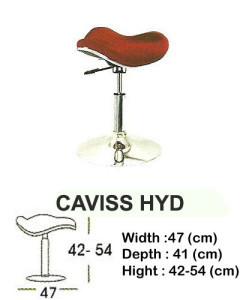 Kursi Bar Indachi Caviss HYD
