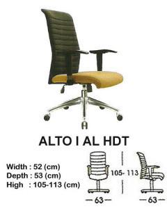 Kursi Kantor Indachi Alto I AL HDT