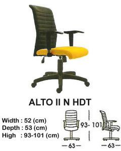 Kursi Indachi Alto II N HDT