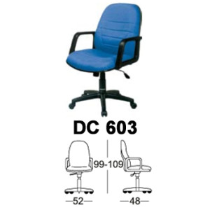 Kursi Chairman DC 603