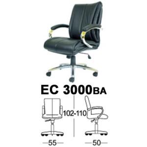 kursi direktur & manager chairman type ec 3000ba