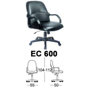 kursi direktur & manager chairman type ec 600