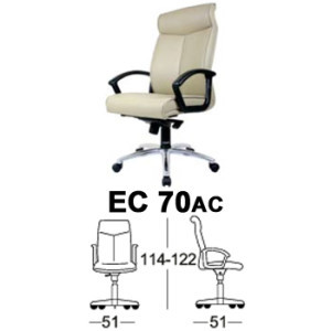 kursi direktur & manager chairman type ec 70ac