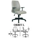 kursi direktur & manager savello type orbit l