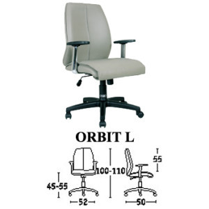 kursi direktur & manager savello type orbit l