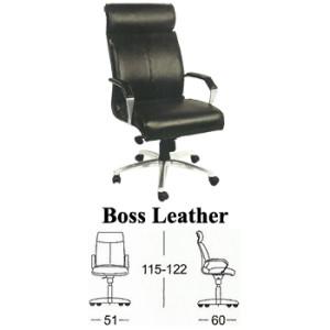 Kursi Subaru Boss Leather