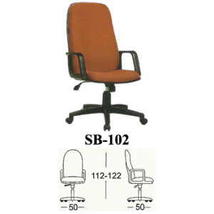 kursi direktur & manager subaru type sb-102