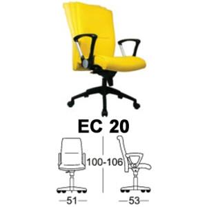 Kursi Chairman EC 20