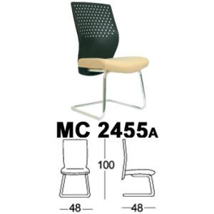 kursi hadap & rapat chairman type mc 2455a