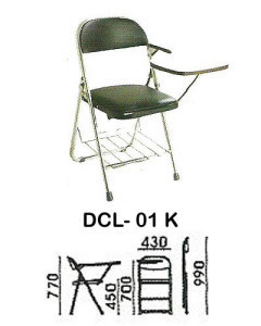 Kursi Kuliah Indachi DCL01K