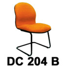 kursi pengunjung daiko type dc 204 b