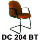 kursi pengunjung daiko type dc 204 bt