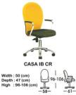 kursi staff & secretary indachi casa Ib cr