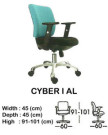 kursi staff & secretary indachi cyber I al