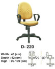 kursi staff & secretary indachi d- 220
