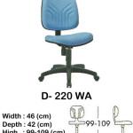 kursi-staff-secretary-indachi-d-220-wa