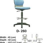 kursi-staff-secretary-indachi-d-260