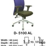 kursi-staff-secretary-indachi-d-5100-al