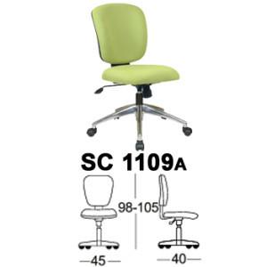kursi staff & sekretaris chairman type sc 1109a