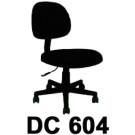 kursi staff & sekretaris daiko type dc 604