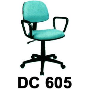 kursi staff & sekretaris daiko type dc 605