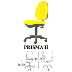 kursi staff & sekretaris savello type prisma h