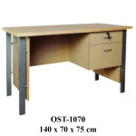 meja kantor ½ biro ost-1070