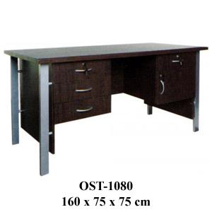 meja kantor 1 biro ost-1080