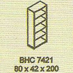 meja kantor modera bhc 7421