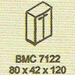 meja kantor modera bmc 7122