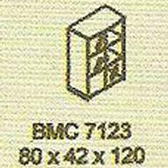 meja kantor modera bmc 7123