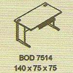 meja kantor modera bod 7514