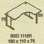 meja kantor modera bsd 1118r