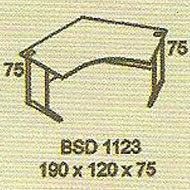 meja kantor modera bsd 1123