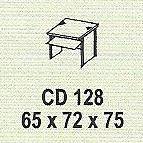 meja kantor modera cd 128
