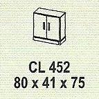 meja kantor modera cl 452