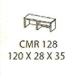 meja kantor modera cmr 128