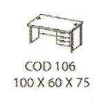 meja kantor modera cod 106