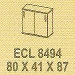meja kantor modera ecl 8494