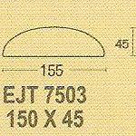 meja kantor modera ejt 7503