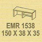 meja kantor modera emr 1538