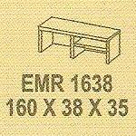 meja kantor modera emr 1638